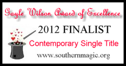 Gayle Wilson Award of Excellence 2012 Finalist